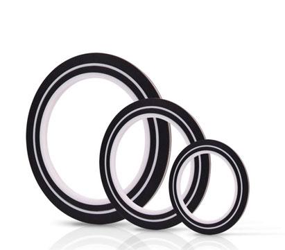 白色或黑色硅胶密封圈哪个更好?
